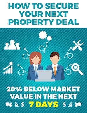 Find Property At 20% Below Market Value