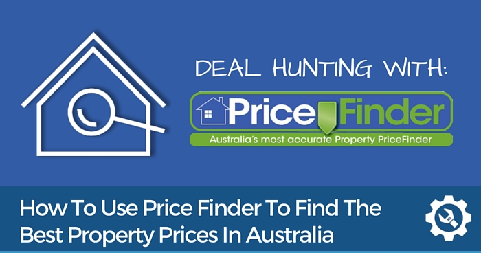 Price Finder Logo with text How To Use Price Finder To Find The Best Property Prices In Australia