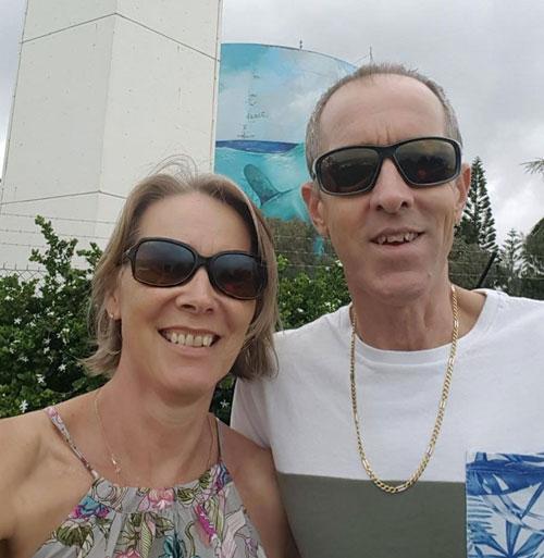 Image - Greg and Sharene Tramachhi profile photo